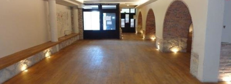 Nice business premises in the city centre